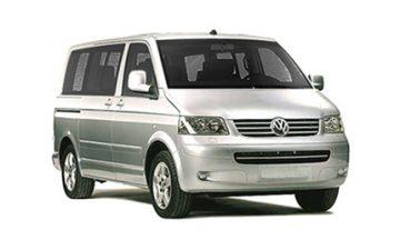 VW Transporter 9 seats